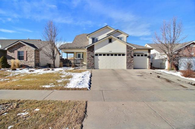 1319 61st Avenue, Greeley, CO 80634 (MLS #6336379) :: 8z Real Estate