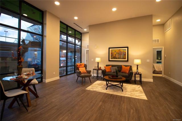 2374 S University Boulevard #504, Denver, CO 80210 (#6337079) :: HomePopper