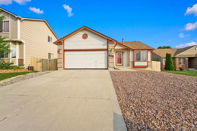 4350 Earlyview Court, Colorado Springs, CO 80916 (#6337320) :: The DeGrood Team