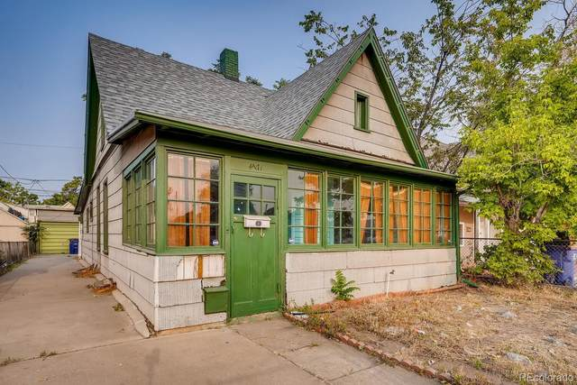 4771 Gaylord Street, Denver, CO 80216 (#6337488) :: The DeGrood Team