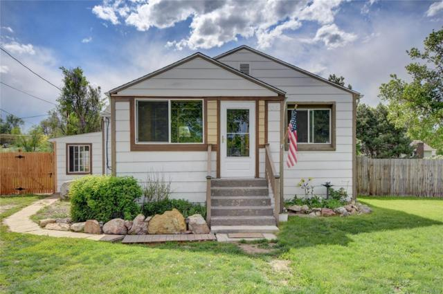 105 S Newland Street, Lakewood, CO 80226 (MLS #6337803) :: 8z Real Estate