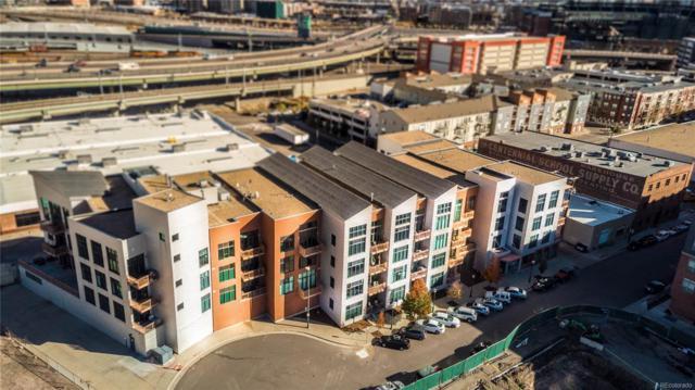 3100 Huron Street 3E, Denver, CO 80202 (#6337832) :: Sellstate Realty Pros