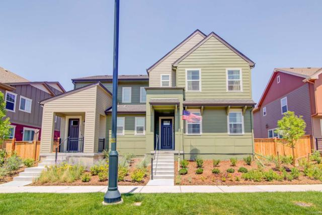 10819 E 25th Drive, Aurora, CO 80010 (#6337877) :: The City and Mountains Group