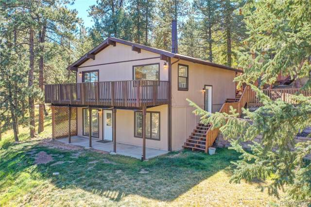 133 Crestview Lane, Bailey, CO 80421 (#6338592) :: You 1st Realty