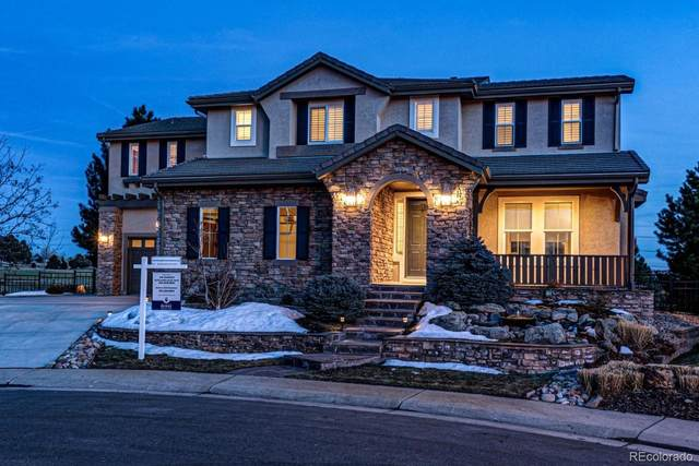2700 Stonecrest Point, Highlands Ranch, CO 80129 (#6338900) :: The HomeSmiths Team - Keller Williams