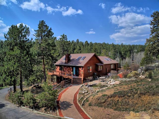 1153 Bluebird Drive, Bailey, CO 80421 (#6339293) :: Wisdom Real Estate