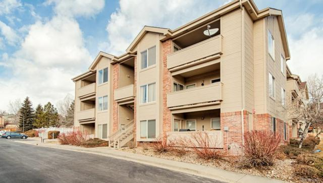 1830 W Centennial Drive #301, Louisville, CO 80027 (#6339337) :: The Healey Group
