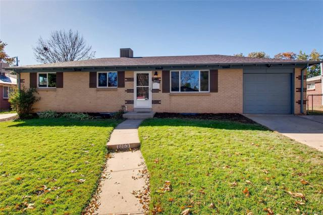 6163 Hoyt Court, Arvada, CO 80004 (#6339441) :: The HomeSmiths Team - Keller Williams
