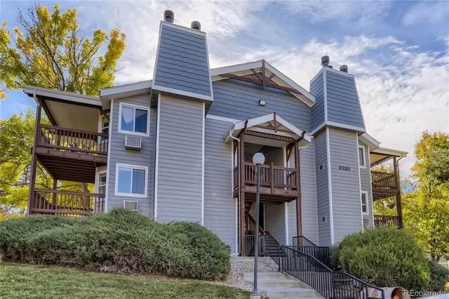 17620 E Loyola Drive 1721R, Aurora, CO 80013 (#6339652) :: The Griffith Home Team