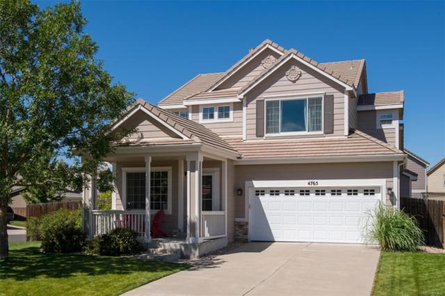 4765 S Liverpool Court, Aurora, CO 80015 (#6339714) :: The Griffith Home Team