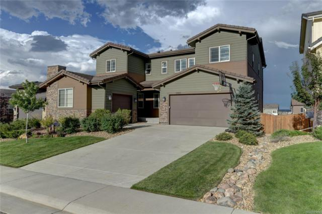 11038 Pastel Point, Parker, CO 80134 (#6339748) :: The HomeSmiths Team - Keller Williams