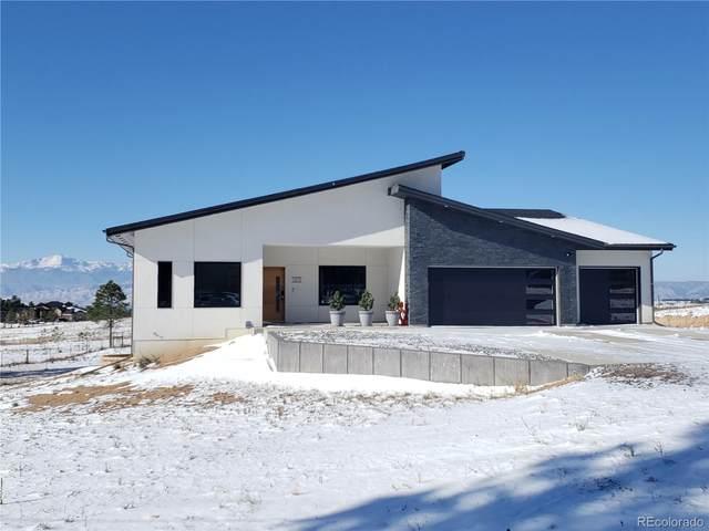 13070 Meadow Glen Lane, Colorado Springs, CO 80908 (#6339938) :: Bring Home Denver with Keller Williams Downtown Realty LLC