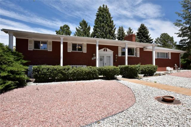 3011 Chelton Drive, Colorado Springs, CO 80909 (#6340079) :: Bring Home Denver with Keller Williams Downtown Realty LLC