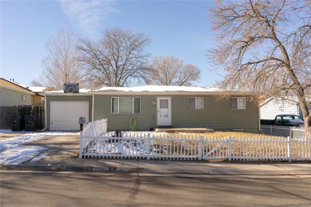 8831 Bruce Street, Thornton, CO 80260 (#6340283) :: The Griffith Home Team