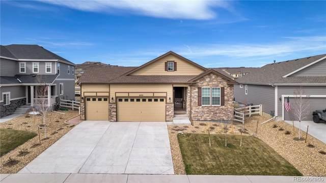 2535 Hillcroft Lane, Castle Rock, CO 80104 (MLS #6340331) :: 8z Real Estate