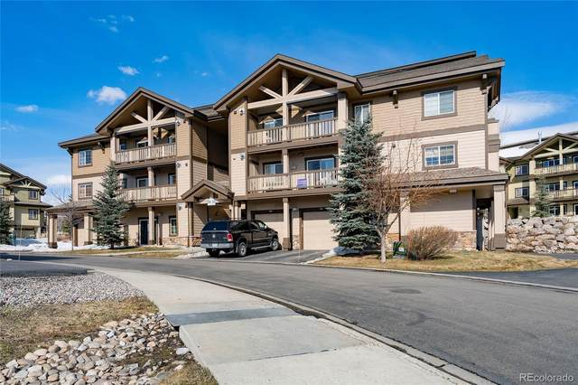 3360 Columbine Drive #309, Steamboat Springs, CO 80487 (#6340388) :: The DeGrood Team