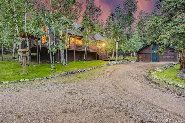 1482 Bluebird Drive, Bailey, CO 80421 (#6340436) :: The Colorado Foothills Team | Berkshire Hathaway Elevated Living Real Estate