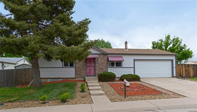 4280 S Quintero Way, Aurora, CO 80013 (#6340578) :: Sellstate Realty Pros