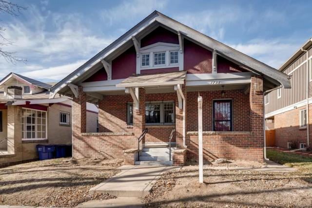 1735 Albion Street, Denver, CO 80220 (#6340746) :: The City and Mountains Group