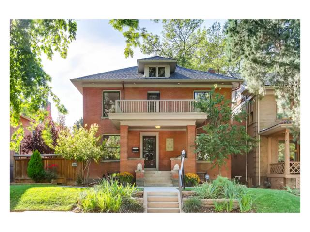 1669 Madison Street, Denver, CO 80206 (#6340870) :: The Escobar Group @ KW Downtown Denver