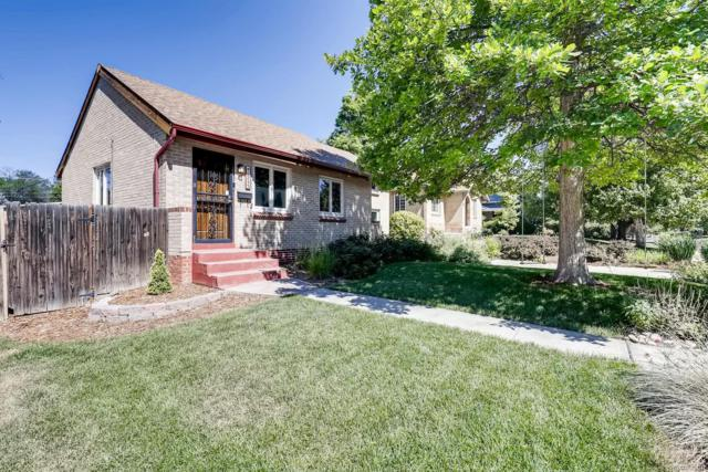 1255 Elm Street, Denver, CO 80220 (MLS #6341002) :: Keller Williams Realty