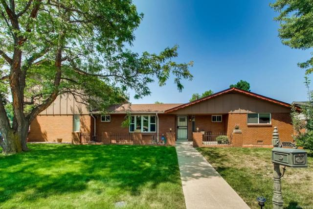 3605 Union Court, Wheat Ridge, CO 80033 (#6342428) :: The HomeSmiths Team - Keller Williams