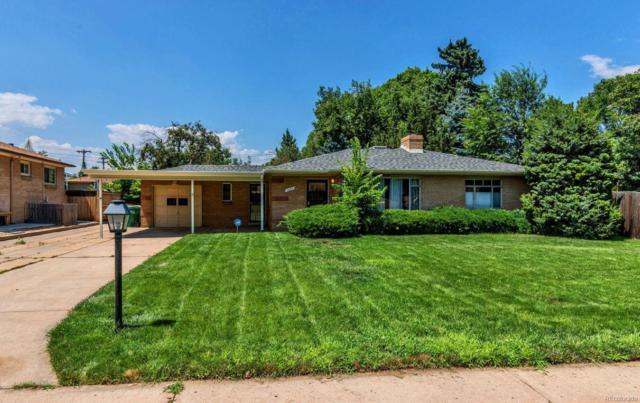 4425 Saulsbury Street, Wheat Ridge, CO 80033 (MLS #6342862) :: Kittle Real Estate