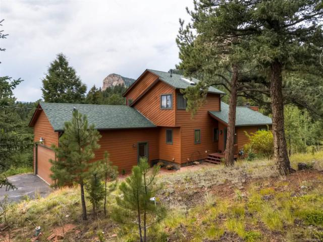 35611 Upper Aspen Lane, Pine, CO 80470 (MLS #6343224) :: 8z Real Estate