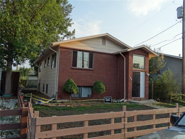 2786 W Yale Avenue, Denver, CO 80219 (MLS #6343313) :: 8z Real Estate