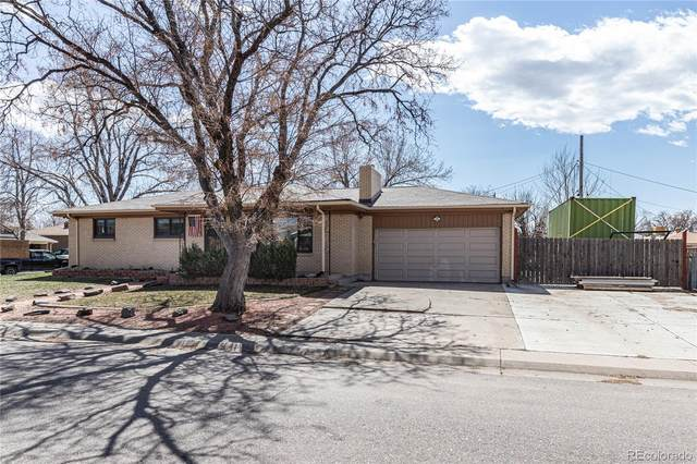 14072 E 32nd Place, Aurora, CO 80011 (MLS #6343334) :: 8z Real Estate