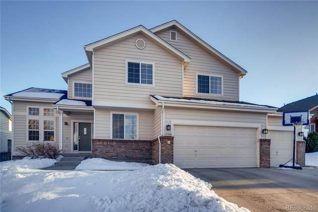 17706 Baxter Drive, Parker, CO 80134 (#6343427) :: The Heyl Group at Keller Williams