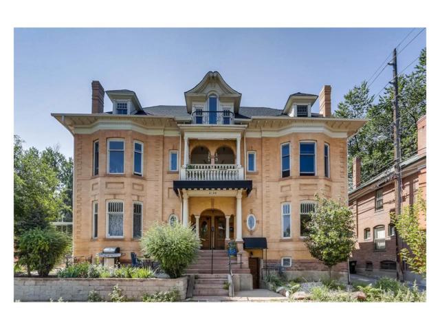 2124 E 17th Avenue #1, Denver, CO 80206 (MLS #6343987) :: 8z Real Estate