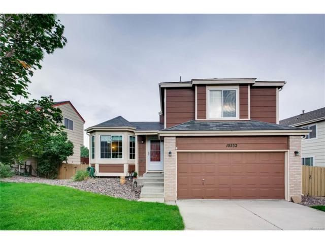10532 Holyoke Drive, Parker, CO 80134 (MLS #6344652) :: 8z Real Estate