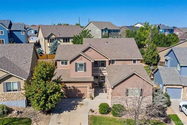 3489 Golden Spur Loop, Castle Rock, CO 80108 (MLS #6344714) :: 8z Real Estate