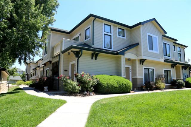 8707 E Florida Avenue #902, Denver, CO 80247 (#6344779) :: My Home Team