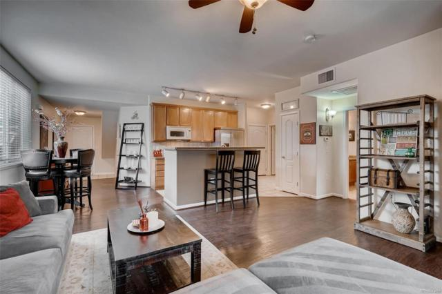 10148 W 55th Drive #104, Arvada, CO 80002 (#6345179) :: The Dixon Group