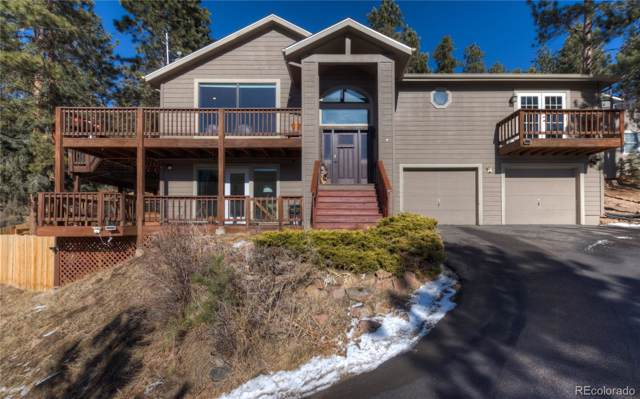 32809 Aspen Meadow Drive, Evergreen, CO 80439 (#6345620) :: The DeGrood Team