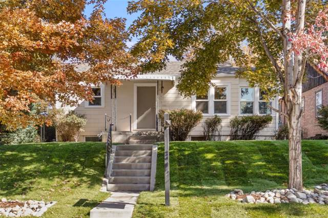 2564 S Gilpin Street, Denver, CO 80210 (#6346415) :: HomePopper
