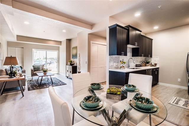 1401 W 85th Avenue C-201, Federal Heights, CO 80260 (#6346439) :: The DeGrood Team