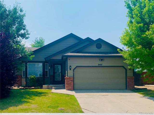 3407 Windmill Court, Evans, CO 80620 (#6346877) :: The DeGrood Team