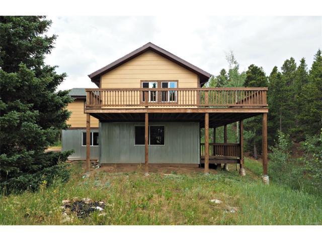 53 Severance Lodge Road, Black Hawk, CO 80422 (MLS #6347561) :: 8z Real Estate