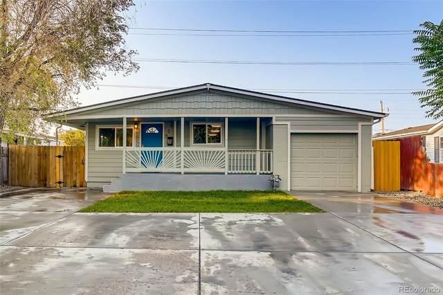809 Plum Avenue, Lochbuie, CO 80603 (#6348405) :: Wisdom Real Estate