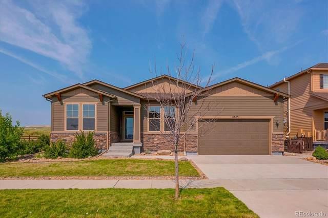 11885 Deorio Street, Parker, CO 80134 (#6348431) :: Wisdom Real Estate
