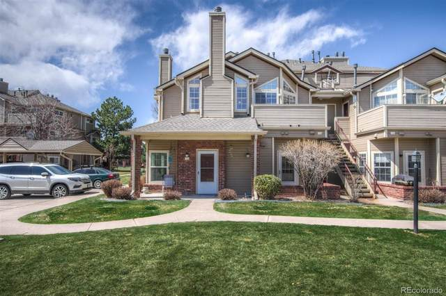 4760 S Wadsworth Boulevard L206, Littleton, CO 80123 (#6348816) :: Re/Max Structure