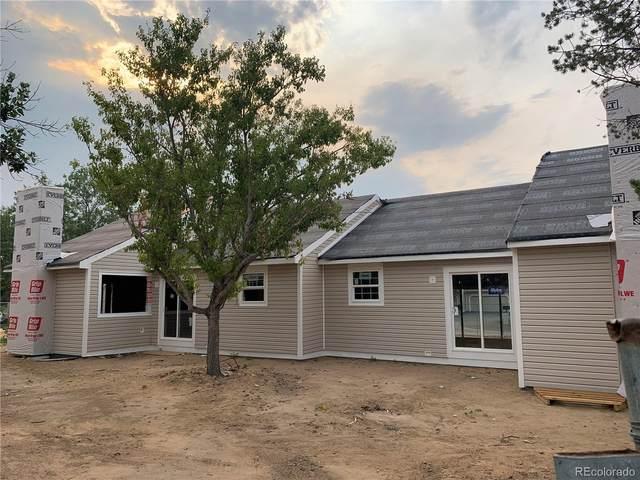 13960 E Linvale Place, Aurora, CO 80014 (#6349162) :: Wisdom Real Estate