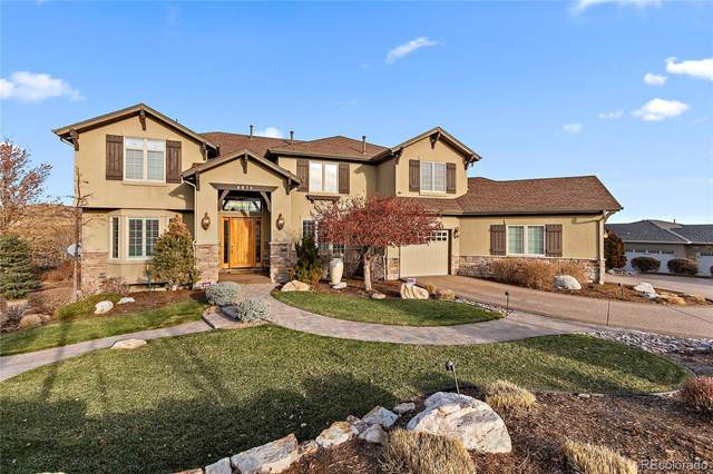 4871 Raintree Drive, Parker, CO 80134 (#6349412) :: The Healey Group