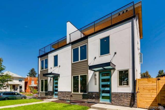 2060 High Street, Denver, CO 80205 (#6349637) :: Wisdom Real Estate