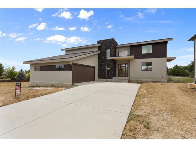11914 W Belmont Drive, Littleton, CO 80127 (MLS #6349792) :: 8z Real Estate