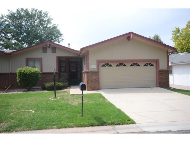 11960 E Maple Avenue, Aurora, CO 80012 (#6349937) :: The Peak Properties Group