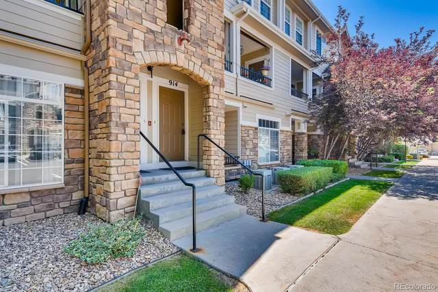 12711 Colorado Boulevard #914, Thornton, CO 80241 (#6349962) :: Peak Properties Group